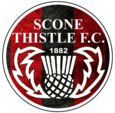 Scone Thistle Community Club logo